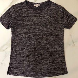 Wilfred Free Dark Purple T-shirt Size: XS